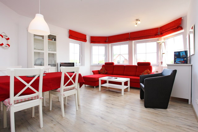 ferienwohnung 10a haus in den d nen auf borkum. Black Bedroom Furniture Sets. Home Design Ideas